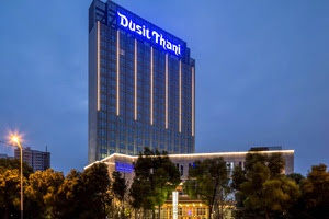 Dusit Thani Fudu Qingfeng Garden Hotel opens in Changzhou, China