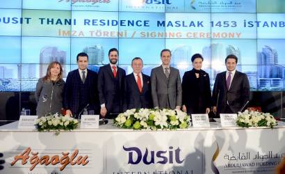Dusit Thani Residences Maslak Istanbul, Turkey, set for 2018 opening