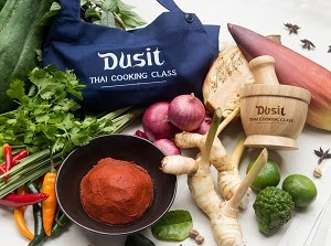 Dusit International launches Thai Cooking Class