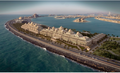 Emerald Palace Kempinski Dubai welcomes first guests