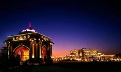 Emirates Palace sees in New Year in style
