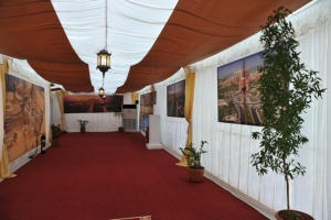 Emirates Palace welcomes guest to the Ramadan Pavilion