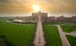 Emirates Palace appoints The Communication Group