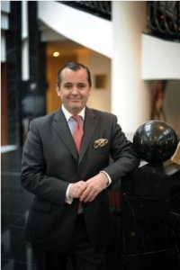 Pere takes over leadership of Corinthia Prague