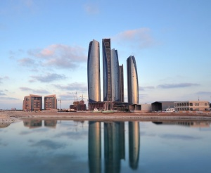 Jumeirah at Etihad Towers counts down to grand opening