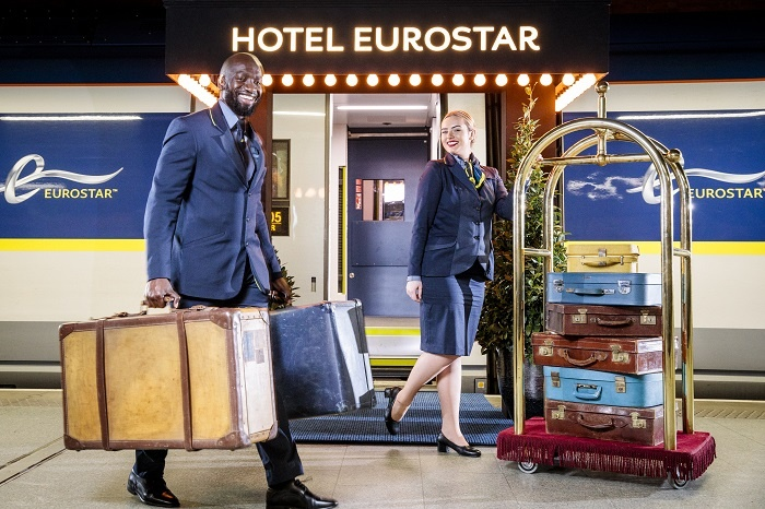 Eurostar unveils new hotel collection