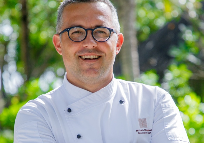 Mingozzi takes up culinary leadership of Kanuhura, Maldives
