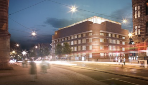 W Hotels prepares for Amsterdam debut