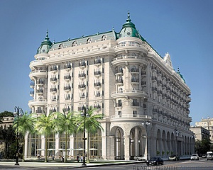 Now open: Four Seasons hotel Baku, Azerbaijan