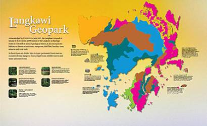 Geopark discovery centre at Four Seasons Langkawi, showcases UNESCO wonders