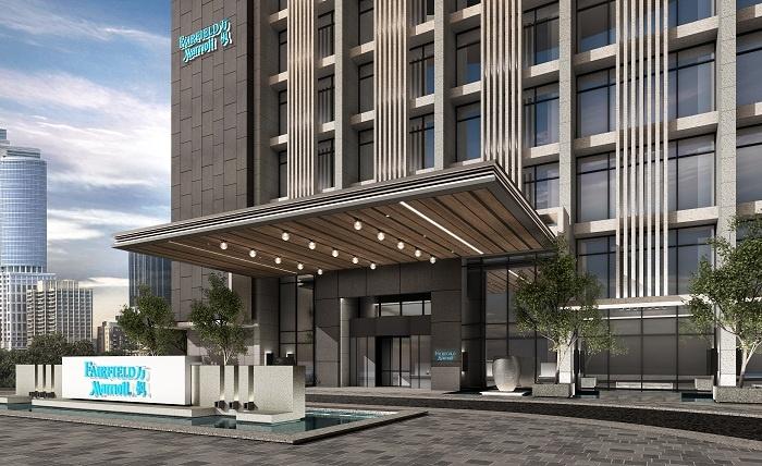 The Nomura Asset Management Co. Ltd. Reduces Position in Marriott International (MAR)