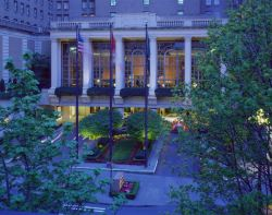 Fifty Shades of Seattle: The Fairmont Olympic Hotel