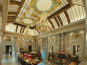 Fairmont Grand Hotel Kyiv opens in the Ukraine