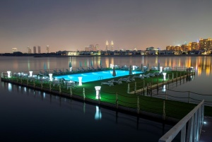 United Arab Emirates' first floating swimming pool revealed on Palm Jumeirah