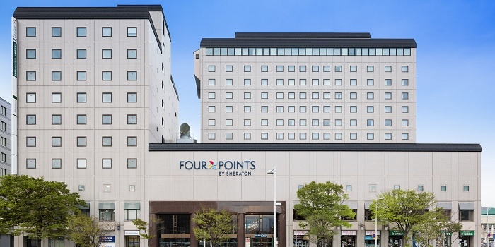 Marriott International welcomes Four Points by Sheraton Hakodate to Japan