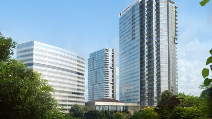 Four Seasons Hotel Bengaluru at Embassy One to open this summer