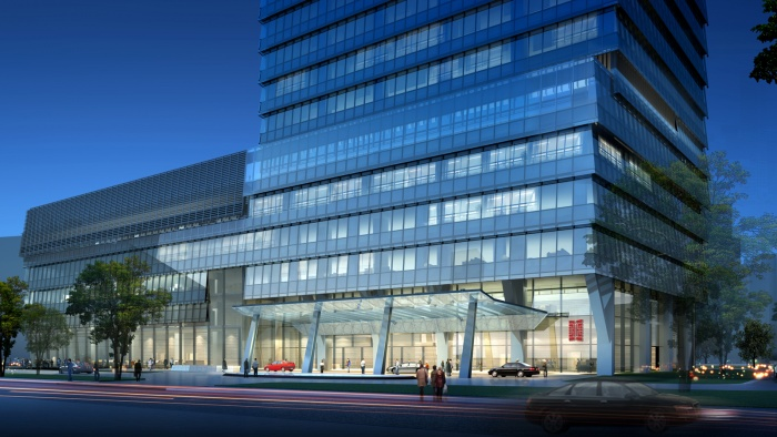 Four Seasons Hotel Dalian on track for 2020 opening