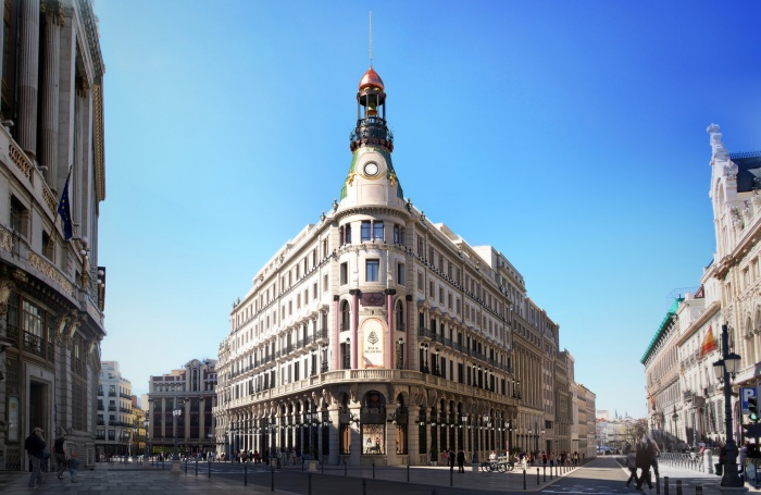 News: Four Seasons Hotel Madrid preparing for May opening - breaking travel news