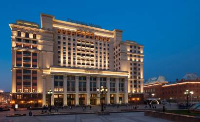 Hotel Moskva returns as Four Seasons Hotel Moscow