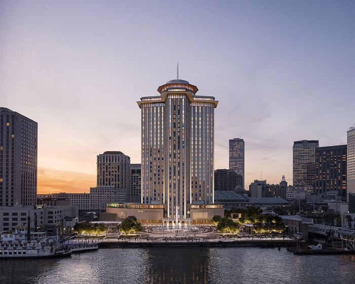Four Seasons to open in New Orleans next year
