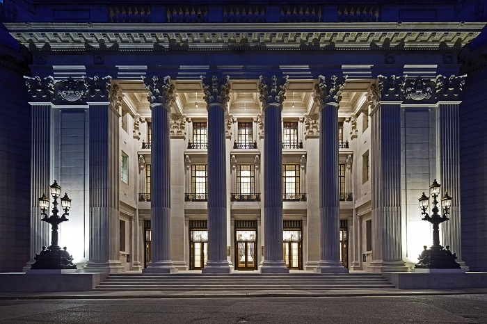 Four Seasons Hotel Ten Trinity Square opens in London