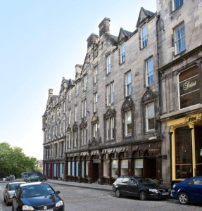Fraser Suites Edinburgh continues golden run at World Travel Awards