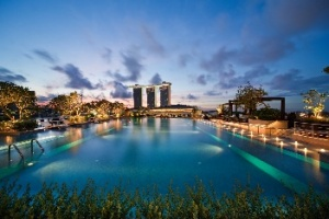 Singapore's newest luxury waterfront hotel opens