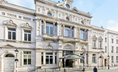 Fulham Town Hall prepares for new life as luxury hotel