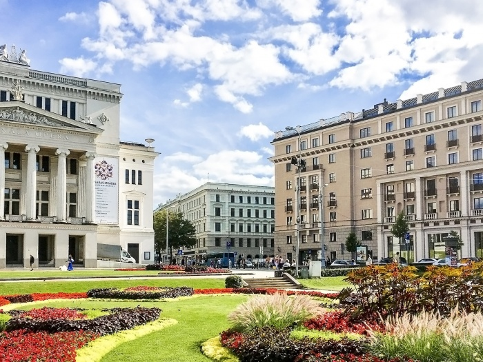 Grand Hotel Kempinski Riga set to open next month