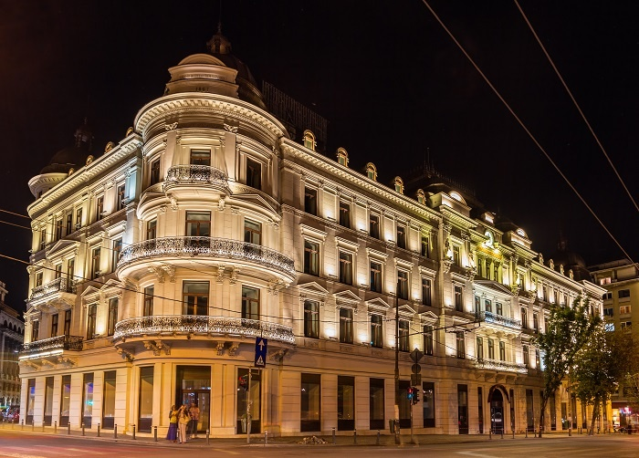 Corinthia Hotels signs for new Bucharest, Romania, property