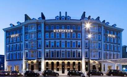 Great Northern Hotel signs with Fortnum & Mason for Christmas