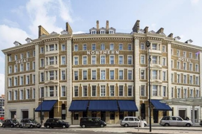 New management for Great Northern Hotel in London