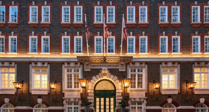 Great Scotland Yard hotel brings Unbound Collection to UK