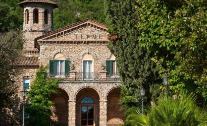 Breaking Travel News investigates: Grotta Giusti, Tuscany