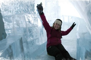New location for Quebec's Ice Hotel