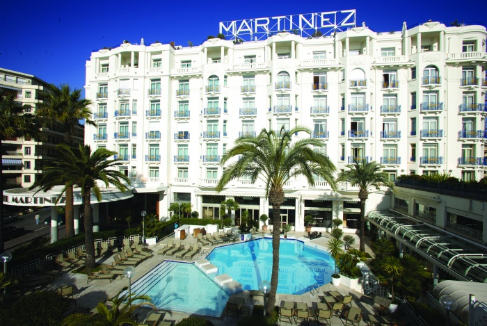 Hôtel Martinez, Cannes, joins The Unbound Collection by Hyatt