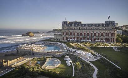 Hôtel du Palais joins Hyatt in Biarritz