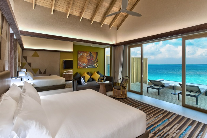 Hard Rock debuts latest property at Crossroads Maldives