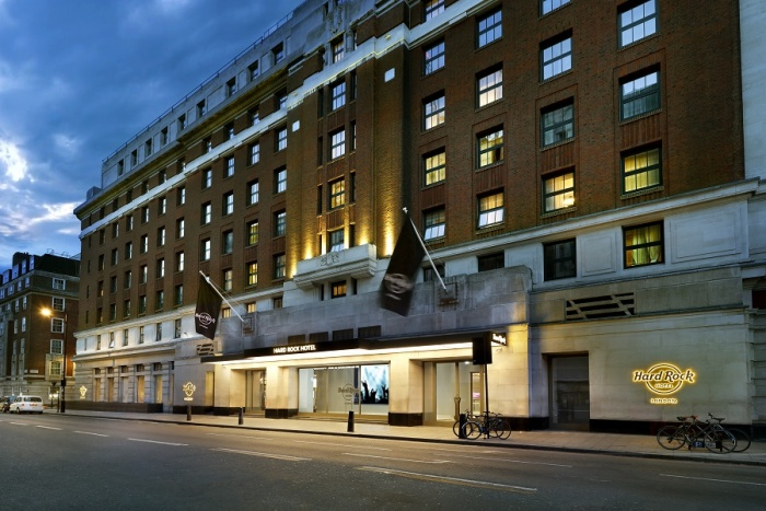 Hard Rock opens 900-room property in central London