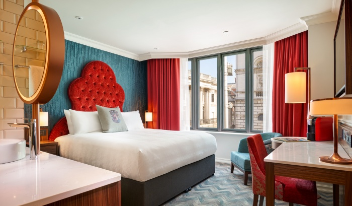 Hard Rock Hotel Dublin opens to first guests