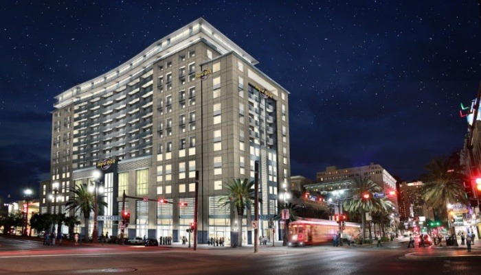 Hard Rock Hotel New Orleans scheduled for 2019 opening