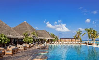 Sustainability recognition for Heritance Aarah resort