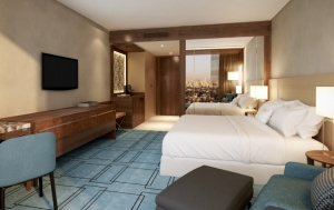 Hilton Hotels makes Rio debut