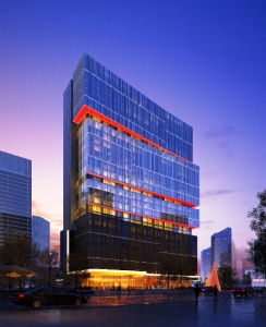 Hilton Hotels enters China with opening of Hilton Guangzhou Tianhe
