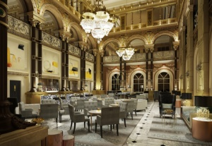 Hilton Paris Opera undergoes restoration