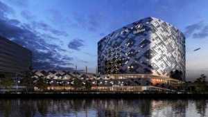 Hilton Worldwide and Schiphol Group plan for iconic new airport Hotel