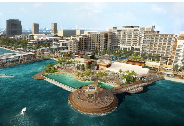 Hilton Abu Dhabi Yas Island Resort revealed for 2019