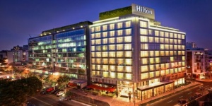 Hilton Cairo Heliopolis opens as part of dual-brand property in Egypt