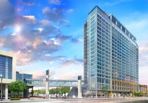 Hilton unveils first ever tri-branded property in Chicago