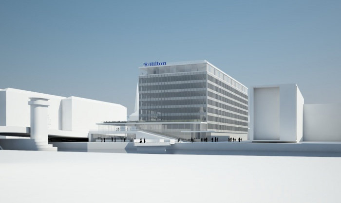 Hilton Copenhagen City pencilled in for 2020 opening